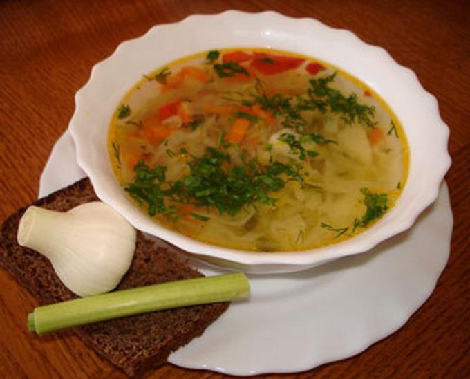 Солянка из капусты. Рецепт приготовления